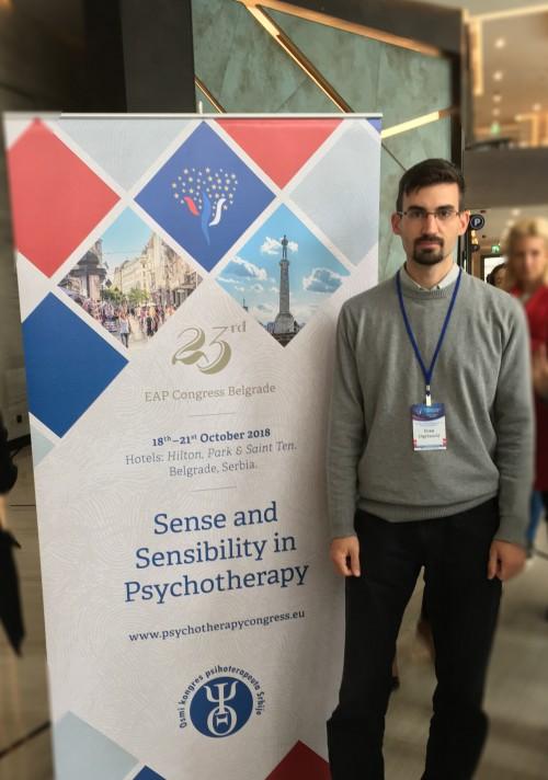 psiholog Ivan Ogrizovic- 8. kongres,23. EAP